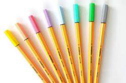Stabilo point 88 Pastel caneta