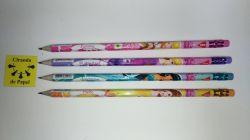 Lápis preto Princesas Tris