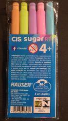 Cis Sugar RT estojo com 5 canetas