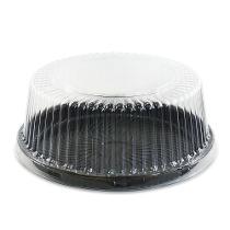 Embalagem para bolo alto  S-32  base preta